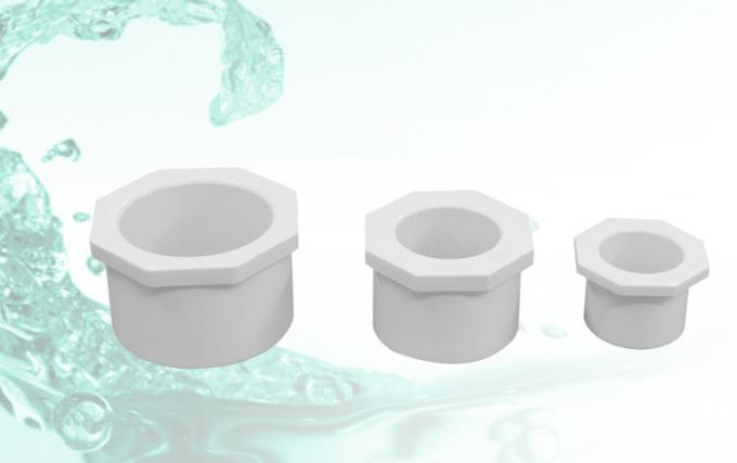 Swimming Pool Pvc Tube Fittings For Water Supply Plastic