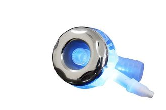 Directional Type Hot Tub LED Light Color Changing Water Jets / NozzIes In Bathtub