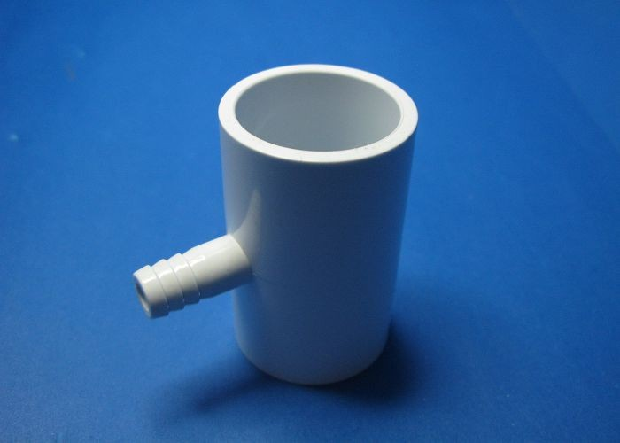 Swimming Pool Coupling : Gardening outdoor yard spa swim pool pvc tee fittings