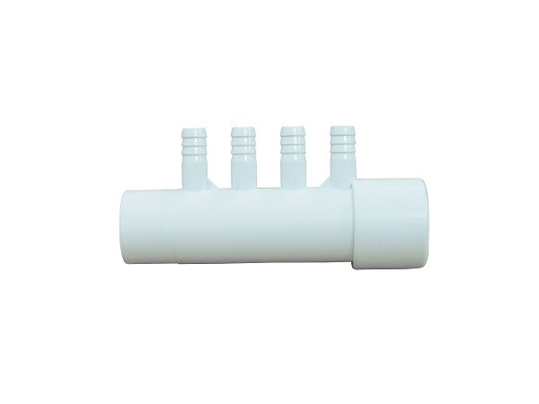 Impact Proof  PVC Elbow Fittings , Spa Air Manifold For Pvc Pipes