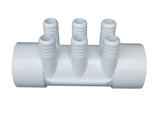 Inch ports plastic water manifold quot barb