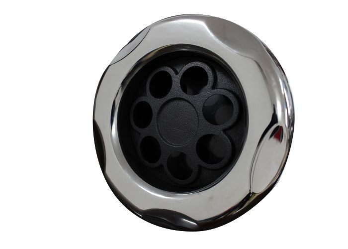Large Face Poly Storm Ss Spa Jet Parts Jetted Tub Parts