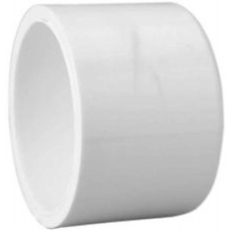 "Socket Style 1"" PVC Tube Fittings For Water Manifold , Plastic Pipe Fittings"