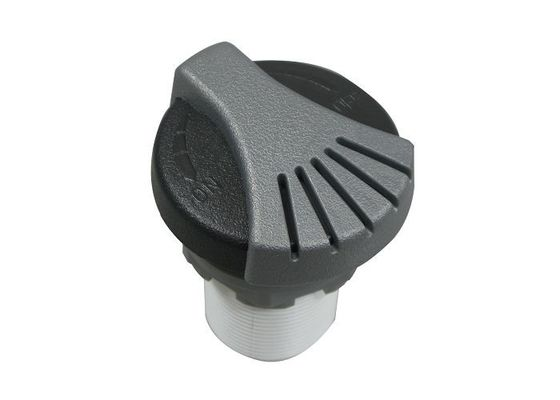 Glue Mount Type Textured Hot Tub Valves / Hot Tub Repair Parts Massage Spa Hot Tub