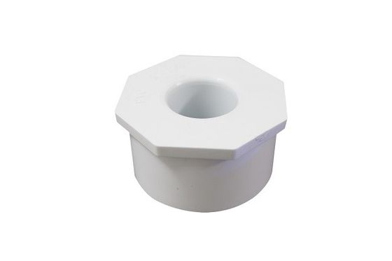 Male / Female PVC Adaptor Fittings For Water Supply / PVC Pipe Adapters
